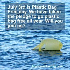 Take the Plastic-Bag-Free Pledge!