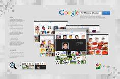 Google For Missing Children