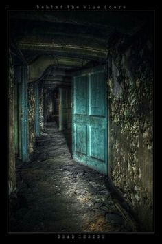Beautiful and scary. places where has on the things people abandoned. Abandoned Buildings, Abandoned Mansion For Sale, Abandoned Asylums, Old Buildings, Abandoned Places, Spooky Places, Haunted Places, Images Terrifiantes, Old Houses