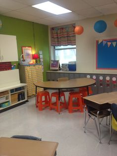 If you've been here before or have seen my classroom in person, you'll notice it looks a lot like last year. But, I did add a few new thing...