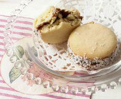 La cocina de Frabisa: Cómo hacer Alfajores de MAIZENA y dulce de leche