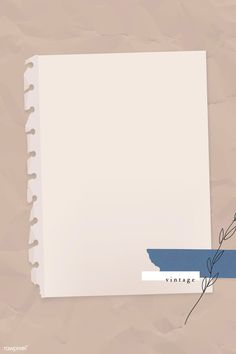 Blank ripped paper with washi tape template vector Flower Background Wallpaper, Framed Wallpaper, Cute Wallpaper Backgrounds, Polaroid Template, Collage Template, Instagram Frame Template, Picture Templates, Polaroid Frame, Instagram Background