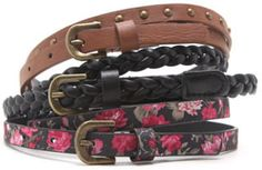 #PacSun                   #love                     #With #Love #From #Pack #Floral #Stud #Belt #PacSun.com                       With Love From CA 3 Pack Floral Stud Tan Belt at PacSun.com                                             http://www.seapai.com/product.aspx?PID=1184642
