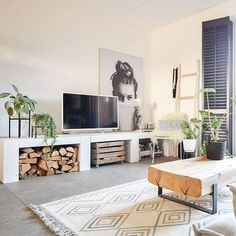 7 Interior Design Ideas for Small Apartment - Interior Remodel - To start you off on the general side, you can look at something like these tips to get you started - Small Apartment Interior, Small Apartment Decorating, Interior Design Living Room, Living Room Designs, Living Room Decor, Apartment Ideas, Interior Livingroom, Modern Interior, Dining Room