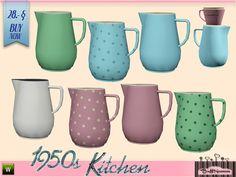 BuffSumm's 1950s Kitchen Coffee B