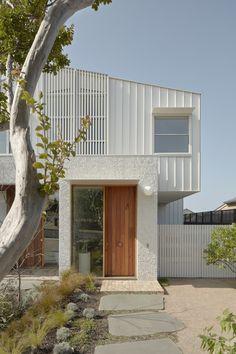 Architecture Design, Facade Design, Residential Architecture, Exterior Design, House Design, House Cladding, Exterior Cladding, Facade House, House Facades