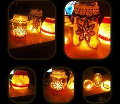 Jar Candles diy