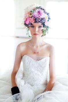 Donna Demari Photography/wedding dress/fashion
