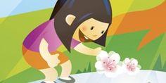 Cómo enseñar a los hijos la importancia de dar las gracias. Desde muy pequeñitos, los niños pueden ser agradecidos.