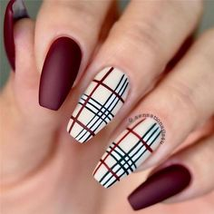 39 Trendy Fall Nails Art Designs Ideas To Look Autumnal & Charming – autumn nail art ideas , nails Loading. 39 Trendy Fall Nails Art Designs Ideas To Look Autumnal & Charming – autumn nail art ideas , nails Fall Nail Art Designs, Black Nail Designs, Fall Designs, Nails Design Autumn, Maroon Nail Designs, Acrylic Nail Designs, Oval Nails, My Nails, Shellac Nails