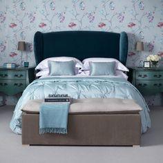 Luxury vintage boudoir | Vintage bedroom ideas | Bedroom | PHOTO GALLERY | Ideal Home | Housetohome.co.uk
