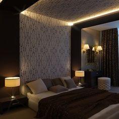 modern bedroom by Sergey
