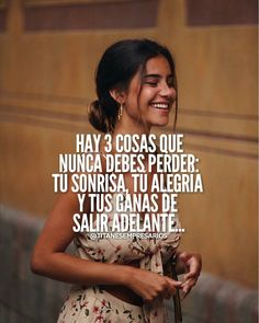 Amor Quotes, Babe Quotes, Queen Quotes, Words Quotes, Cute Spanish Quotes, Spanish Inspirational Quotes, Positive Vibes, Positive Quotes, Selfie Quotes