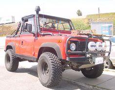 Rover Accessories