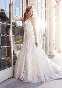 36 Best A Line Wedding Dresses Images Wedding Dresses Wedding