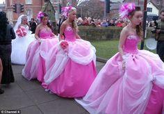 Gypsy Bridesmaid Dresses