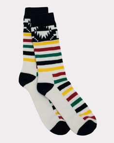 Travel Map Acadia National Park Socks Mens Womens Casual Socks Custom Creative Crew Socks