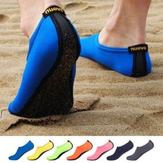 Details about NEW Skin Shoes Water Shoes Aqua Socks Yoga Exercise ...