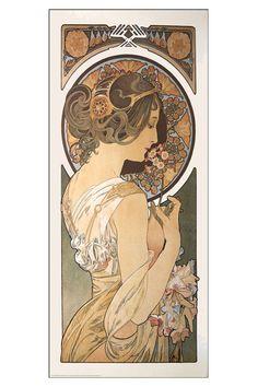 art nouveau, my fav.