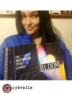A huge thank-you to Elle (cybrelle) for buying not just one but both of my books via Amazon and for sending in this awesome selfie. Thankyou Elle. 'In between the lines' and 'Bloom' are both out and available to buy on Amazon Worldwide. Did you get your copy? Snapchat = jeeter77. Add me on Instagram : millsmc07. #mcinerney #poetry #book #author #words #poem #poems #amazon #selfie #books