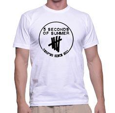 5 Seconds of Summer derping since 2011 For Men T-shirt
