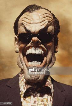 Spitting Image, Marionette, Jack Nicholson, American Actors, Unicorns, Puppets, Theater, Films, Hilarious