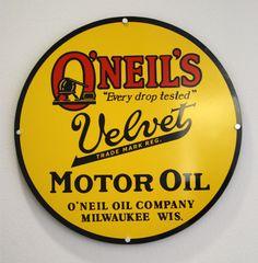 O'Neil's Mototr Oil