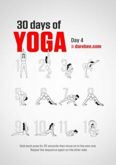 Yoga Challenge For Beginners,Yoga challenge 30 day 30 Tage Yoga Challenge, 30 Day Challenge, Workout Challenge, Yoga Girls, Yoga Inspiration, Yoga Meditation, Zen Yoga, 30 Day Yoga, 30 Day Abs