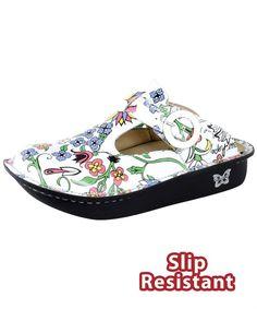 Alegria Women's White Sew Hope Classic Clog $119.99 http://www.uniformadvantage.com/pages/prod/don-353s-alegria-shoe.asp?navbar=7