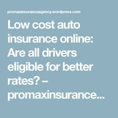 Insurance Quote Magnificent Get Your Lowcost Auto Insurance Quote Today  Autos Insurance . Inspiration