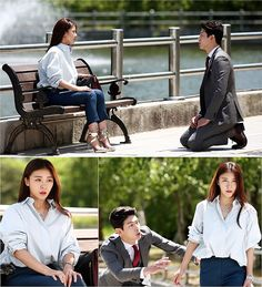 """""""The Time We Were Not In Love"""": Choi Jung Won Begs Ha Ji Won 