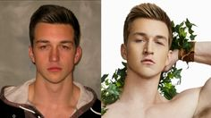 Jeremy Rohmer (Before and After) . America's Next Top Model, Cycle 20: Guys & Girls > Makeovers