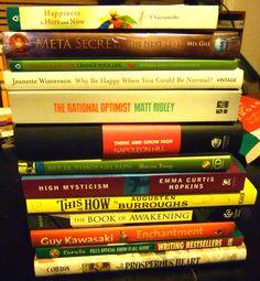 Books in the careers teacher's office