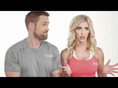 Heidi & Chris Powell TV Body Transformation Fitness Trainers on Healthy food shopping for Weight Loss - http://seanandtasha.vemma.com/bode