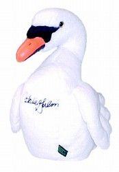 Natalie Gulbis White Swan