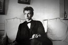 young Sergei Rachmaninoff