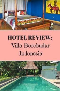 Villa Borobudur in Central Java, Indonesia is a luxury all-villa hotel close to Borobudur Temple, boasting authentic Javanese design and hospitality.