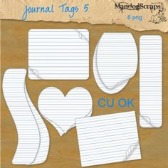 Journal Tags 5