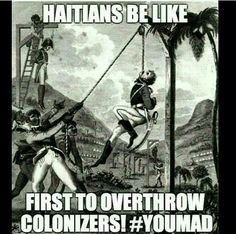 Forreal! It's too bad the Indians didn't see them for their savagery disease and ill will! Colonize my ass!