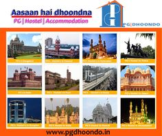 India's most Vibrant Paying Guest / Hostel Finder Service! PGDhoondo.in is a platform simplified for finding quality Paying Guest / Hostel hospitality services across India with accurate information at your fingertips.