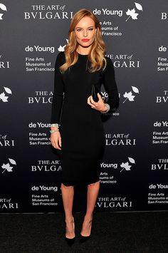 Las mejor vestidas de la semana - Kate Bosworth - Stella McCartney