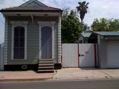 Marigny-Bywater Vacation Rental - VRBO 292402ha - 2 BR New Orleans Cottage in LA, Chartres Street Cottage in Historic Bywater