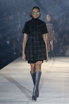 Pin for Later: It's All About the Turtleneck at Dior Pre-Fall