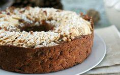 Συνταγή για κέικ σοκολάτας με ινδοκάρυδο και καρύδια | PoikiliaNews