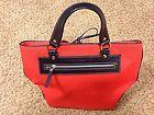 #goldearrings - New Red Kate Spade Canvas Handbag - http://pinfollow.me/categories/womens-fashion/designer-handbags-purses/new-red-kate-spade-canvas-handbag/