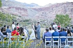 Desert wedding at Red Rock Canyon in Las Vegas. $200 for a small wedding..!?
