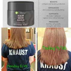 Thinning hair. Weak nails try this results have been amazing http://bodywrapparties.com/TF16569