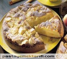 İsviçre Usulü Elmalı Pasta tarifi, İsviçre Usulü Elmalı Pasta nasıl yapılır, resimli tarifi, Pastalar tariflerin nasıl yapıdığını anlatan yemek tarifleri sitesi.