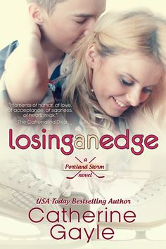 Diane's Book Blog: Losing An Edge by Catherine Gayle Cover Reveal