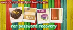 How to recover RAR password when you can't open an encrypted RAR file? You will find out the solutions here.